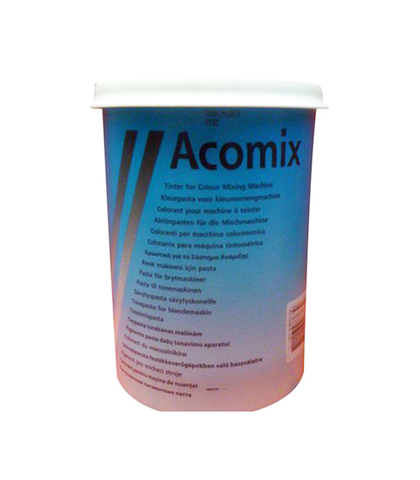 Колер-паста WY2 Acomix, 1 л