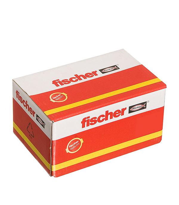 Анкер гвоздевой с резьбой и фланцевой гайкой FNA II 6x30 M6/5 (50 шт) Fischer недорго, оригинальная цена