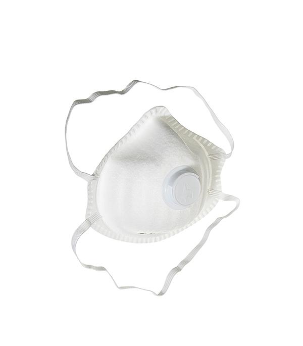 Респиратор формованный с клапаном выхода  (FFP1) Юлия-119, упаковка 10шт  Стандарт