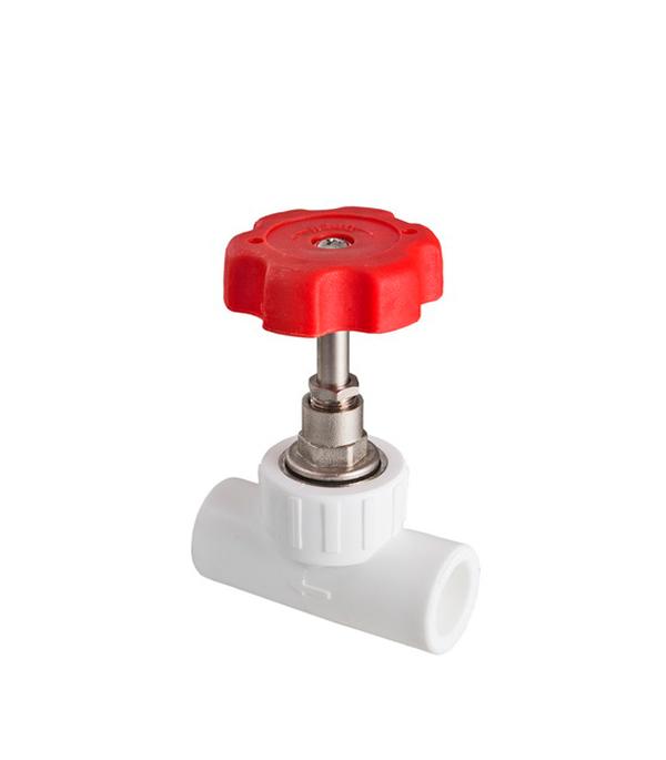 Вентиль полипропиленовый 25 мм Valtec