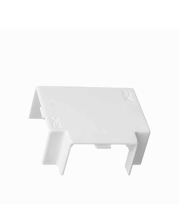 Угол Т-образный для кабель-канала 25x16 мм белый (4 шт.)