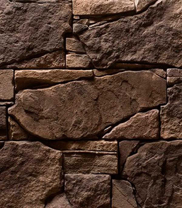 Искусственный камень Магри 165 (12 шт=0,5 кв.м.) искусственный камень для внутренней отделки стен купить в москве свиблово