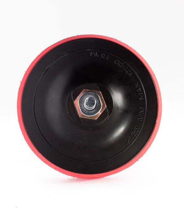 Насадка с липучкой для УШМ d=125 мм