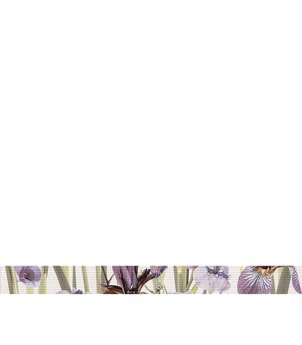 """Плитка бордюр 500х47 мм Ирис сиреневый от Строительный Торговый Дом """"Петрович"""""""