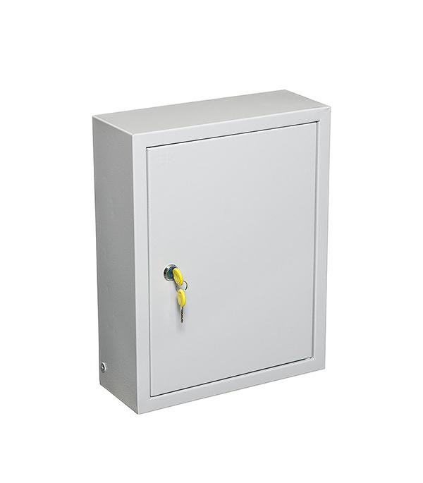 Щиток навесной/напольный IEK ЩМП-2 с монтажной панелью 500х400х220 металлический IP31