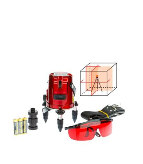 Лазерный нивелир ADA 3D Liner 2V нивелир ada ultra liner 360 2v