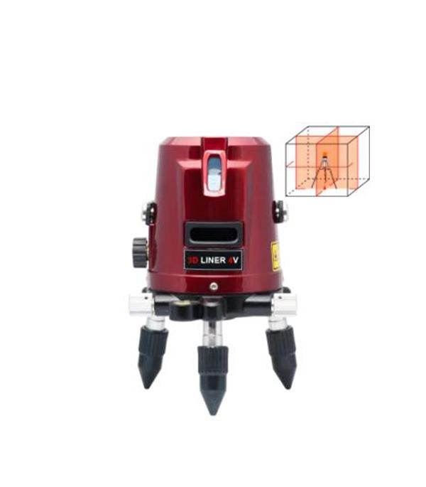 Уровень (нивелир) лазерный 3D Liner 4V, 70 м, ADA