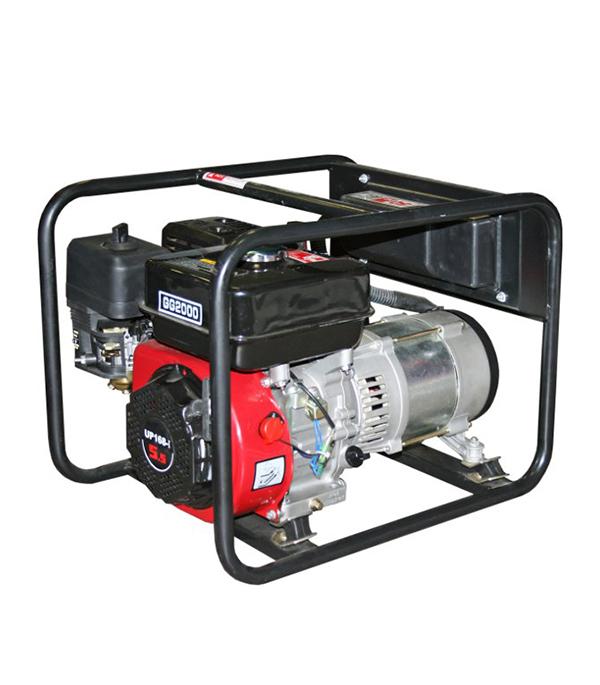 Генератор бензиновый 1,5 кВт DDE GG2000