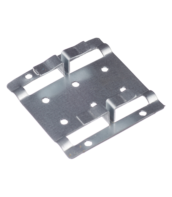 Кляймер основной для вент. фасадов 72х70х1,2 мм (100 шт)