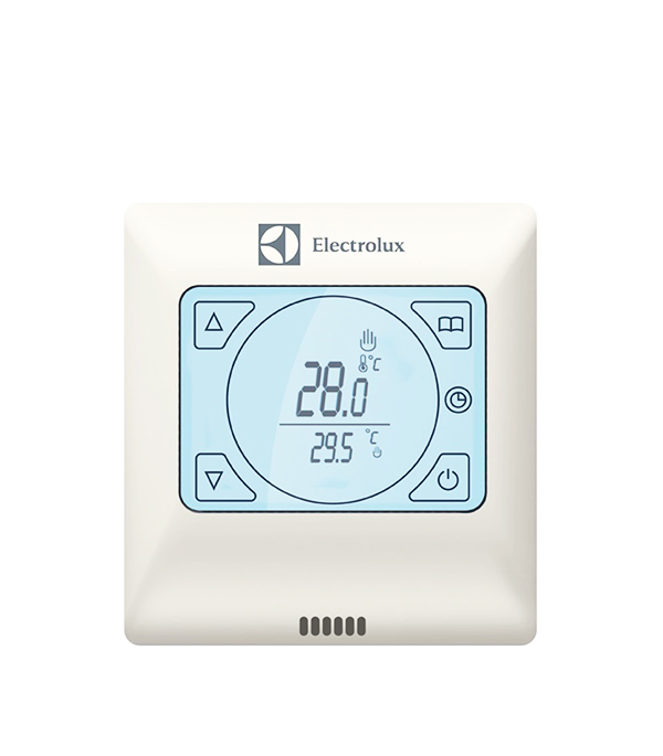 Терморегулятор программируемый Electrolux Thermotronic Touch датчик температуры наружного воздуха бмв е36