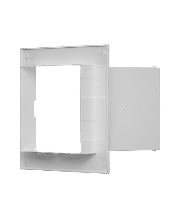 Ревизионный люк 100х100 мм пластиковый люк ревизионный 300х400 мм решетчатый пластиковый декофот