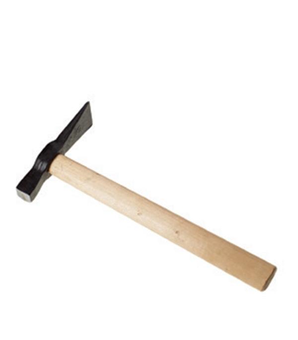 Молоток-кирочка 0,4 кг деревянная ручка Эконом
