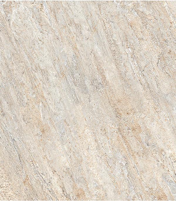 Керамогранит 400х400х10 мм Quarzite QZ 00 светло-серый/Estima (10шт=1,6 кв.м.)