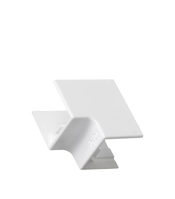 Угол внутренний для кабель-канала 16x16 мм белый (4 шт.)