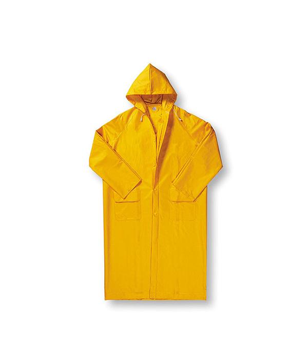Плащ ПВХ плащ дождевик с капюшоном карманами и штанами рос камуфляж размер xxl