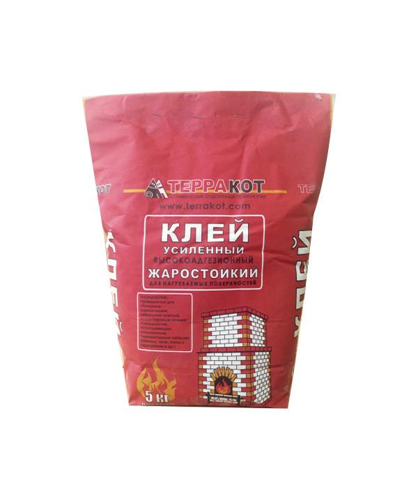 Терракот (клей усиленный жаростойкий),  5 кг
