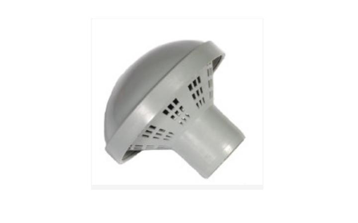 Грибок (дефлектор) вытяжной для канализационной трубы  50 мм