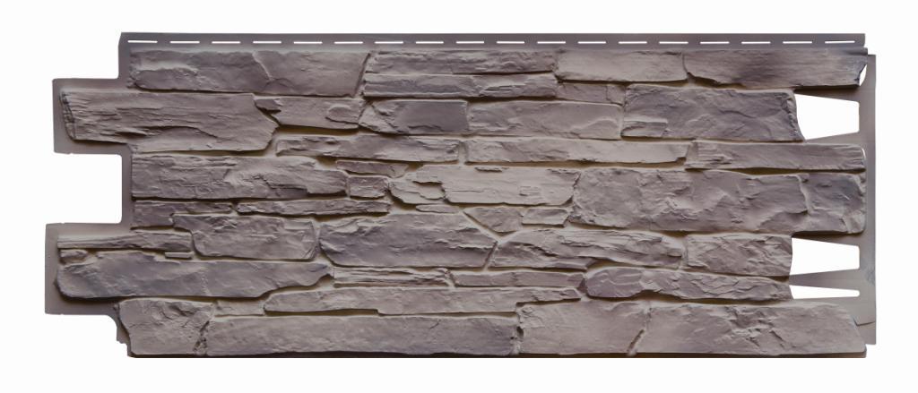 Фасадная (цокольная) панель Vox 446х1095 мм Камень цвет PORTUGAL / ПОРТУГАЛИЯ