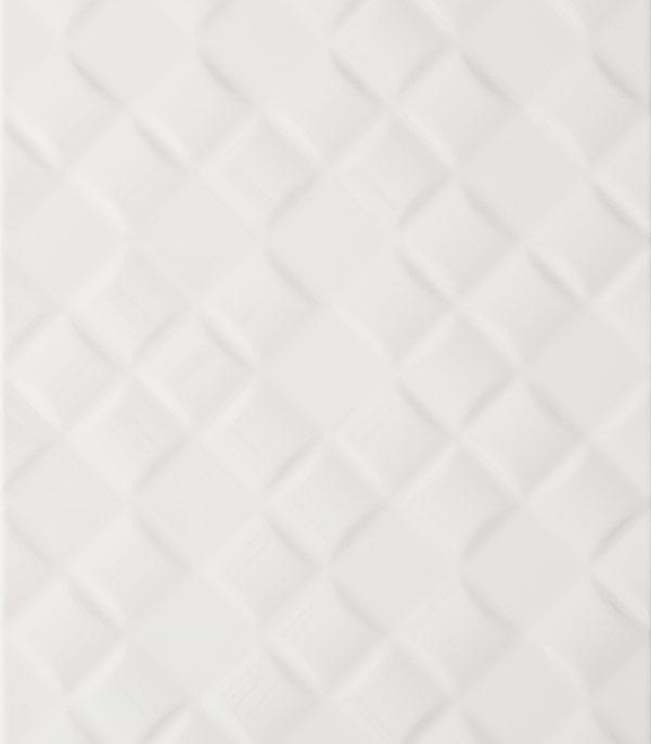 Плитка облицовочная 250х400х8 мм Релакс белый (15шт=1,5 кв.м)