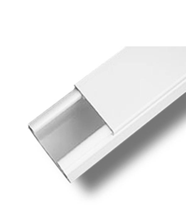 Кабель-канал 25х17 мм белый ДКС 2 м тройник отвод для кабель канала дкс 80х40 мм белый