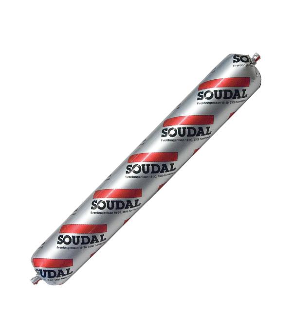 Герметик полиуретановый Soudaflex 40 FC 600 мл белый