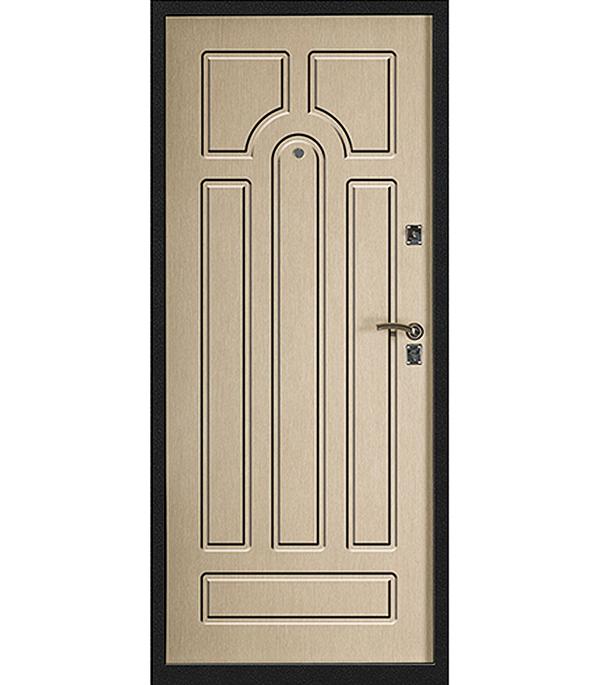 Дверь металлическая BMD Легенда 880х2052 мм правая