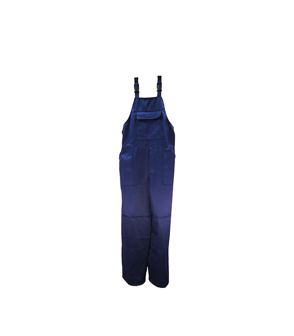 Полукомбинезон Мастер темно-синий размер 56-58 112-116 рост 170-176