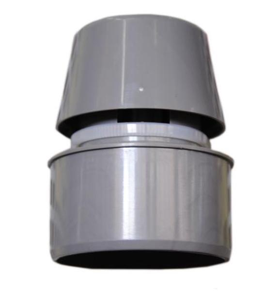 Клапан вакуумный канализационный  50 мм Оstendorf