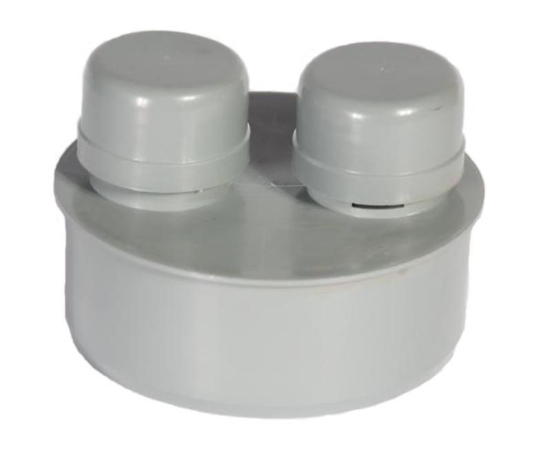 Клапан вакуумный канализационный 110 мм Оstendorf
