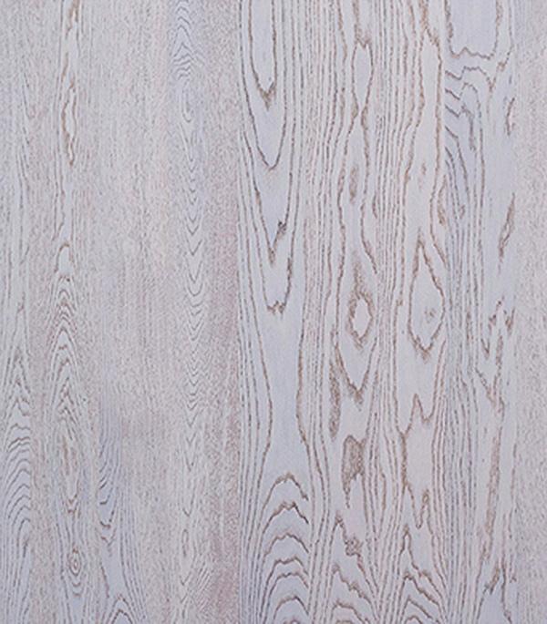 Паркетная доска POLARWOOD Дуб Элара снежно-белый матовый лак 2,2 кв.м. 14мм