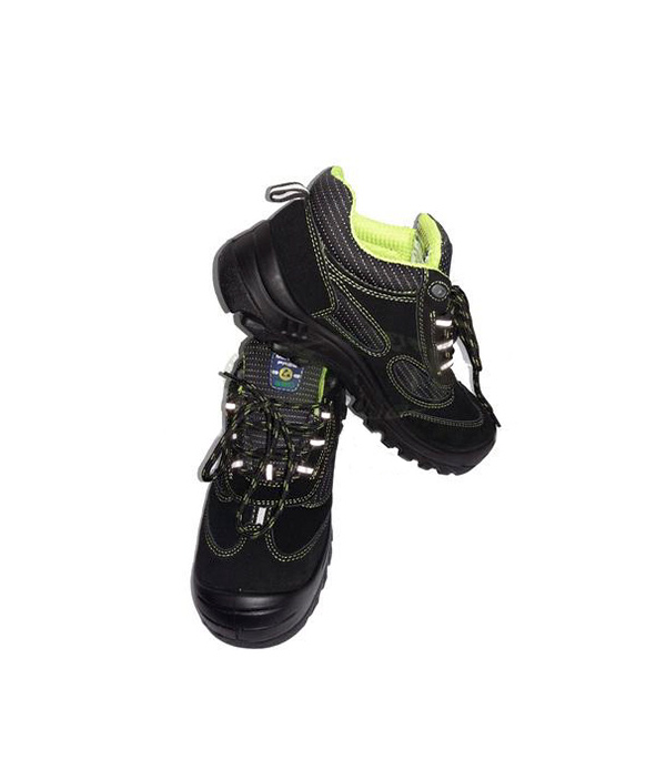 Кроссовки замшевые (композитный защитный носок), размер 44