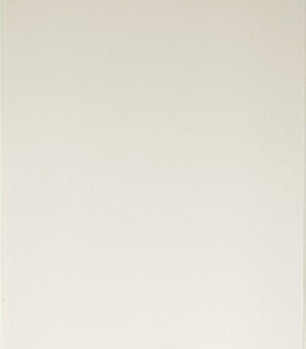 Панель ПВХ белая матовая 250х3000х8 мм, Нордсайд