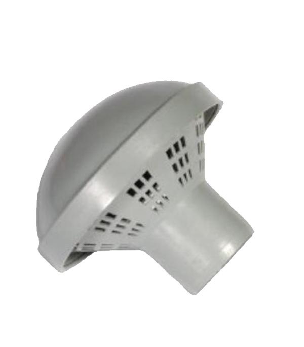 Грибок (дефлектор) вытяжной для канализационной трубы 110 мм