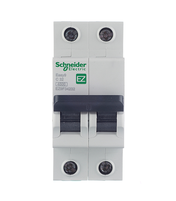 Автомат 2P 32А тип С 4.5 kA Schneider Electric Easy9