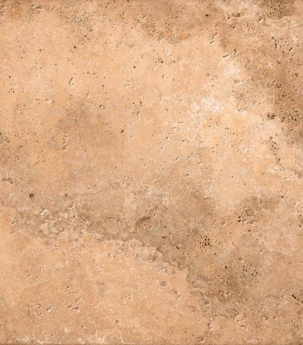 Керамогранит 400х400х9 мм Tivoli  коричневый/Грасаро (9шт=1,44 кв.м)