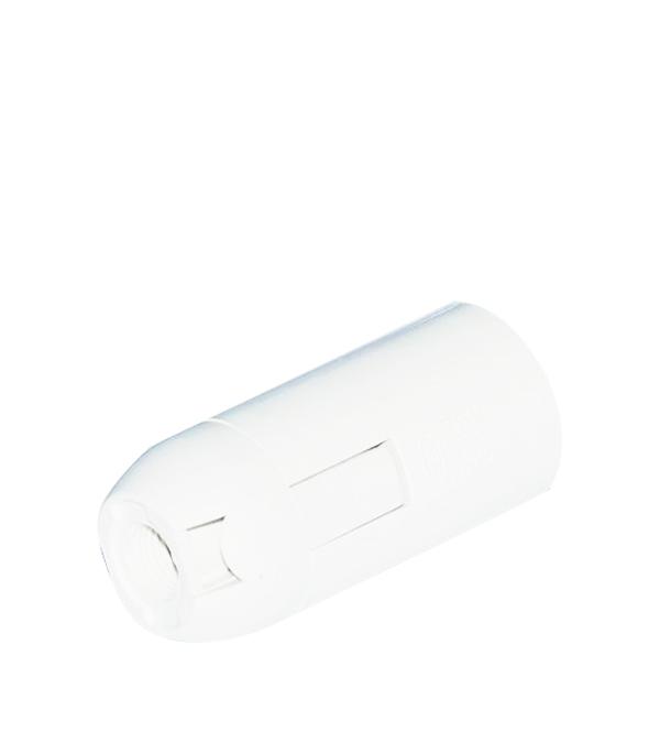 Патрон Е14 подвесной термостойкий пластик