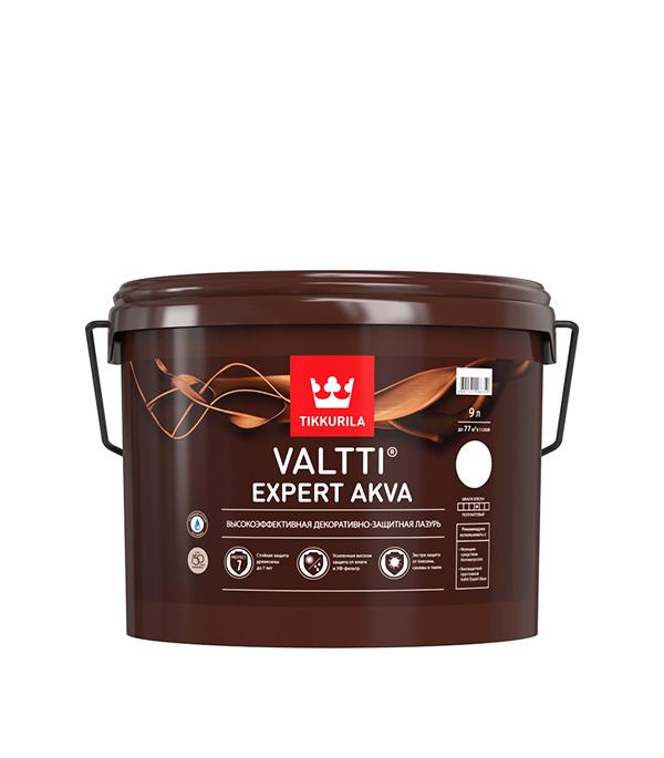 Антисептик Valtti Expert Akva рябина Тиккурила 9 л лак для обработки сучков oksalakka тиккурила 0 33 л