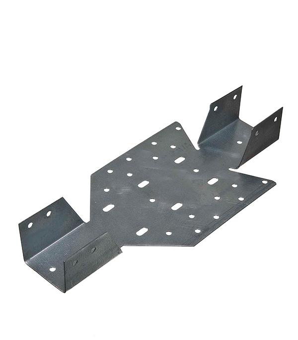 Опора балки универсальная оцинкованная 140х50х70х1 мм