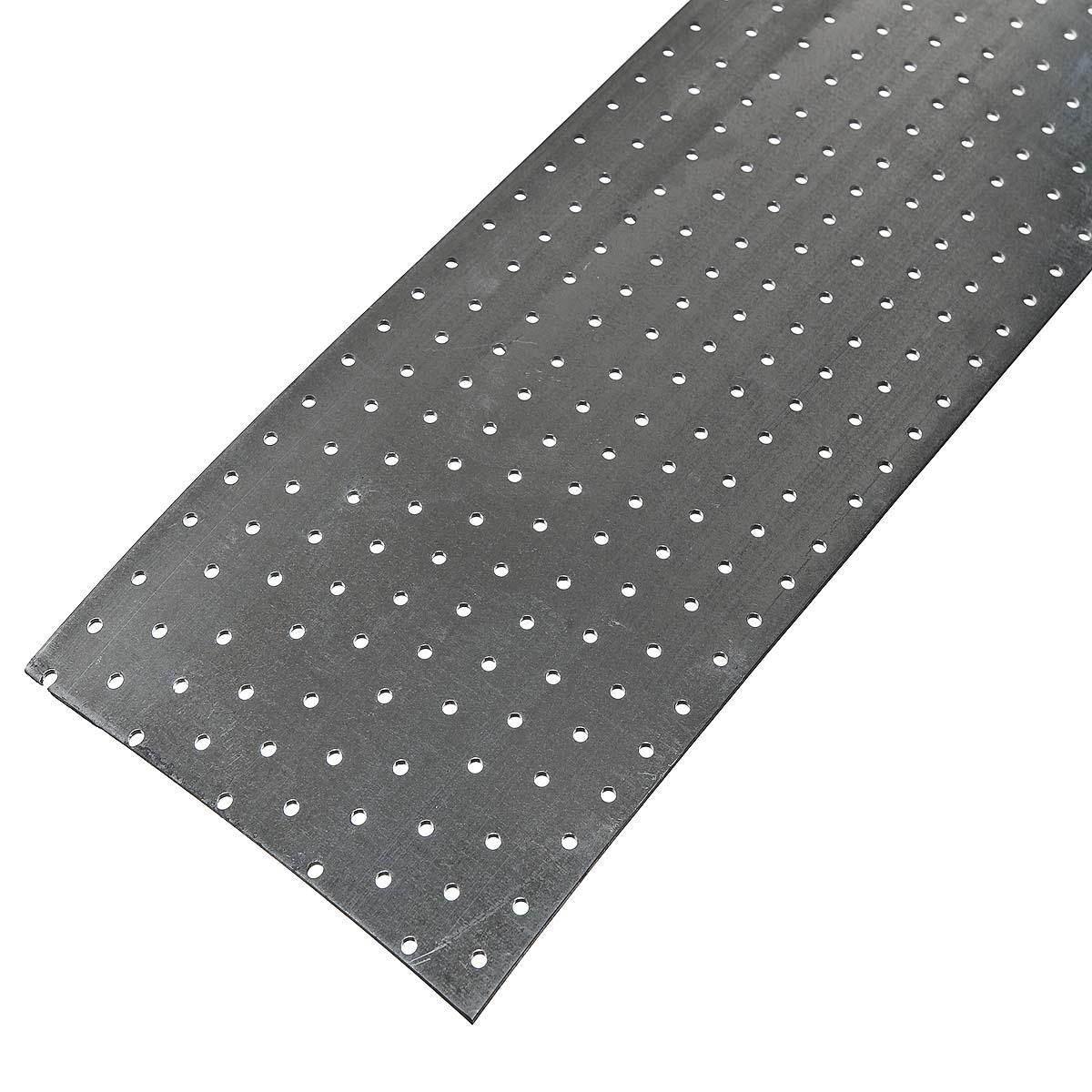 Пластина соединительная оцинкованная 1250х200х2 мм