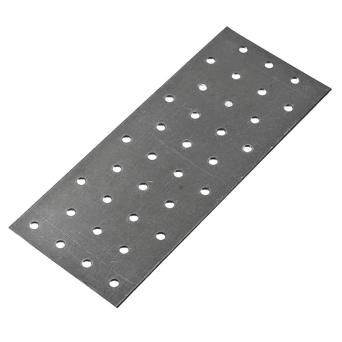 Пластина соединительная оцинкованная 200х 80х2 мм