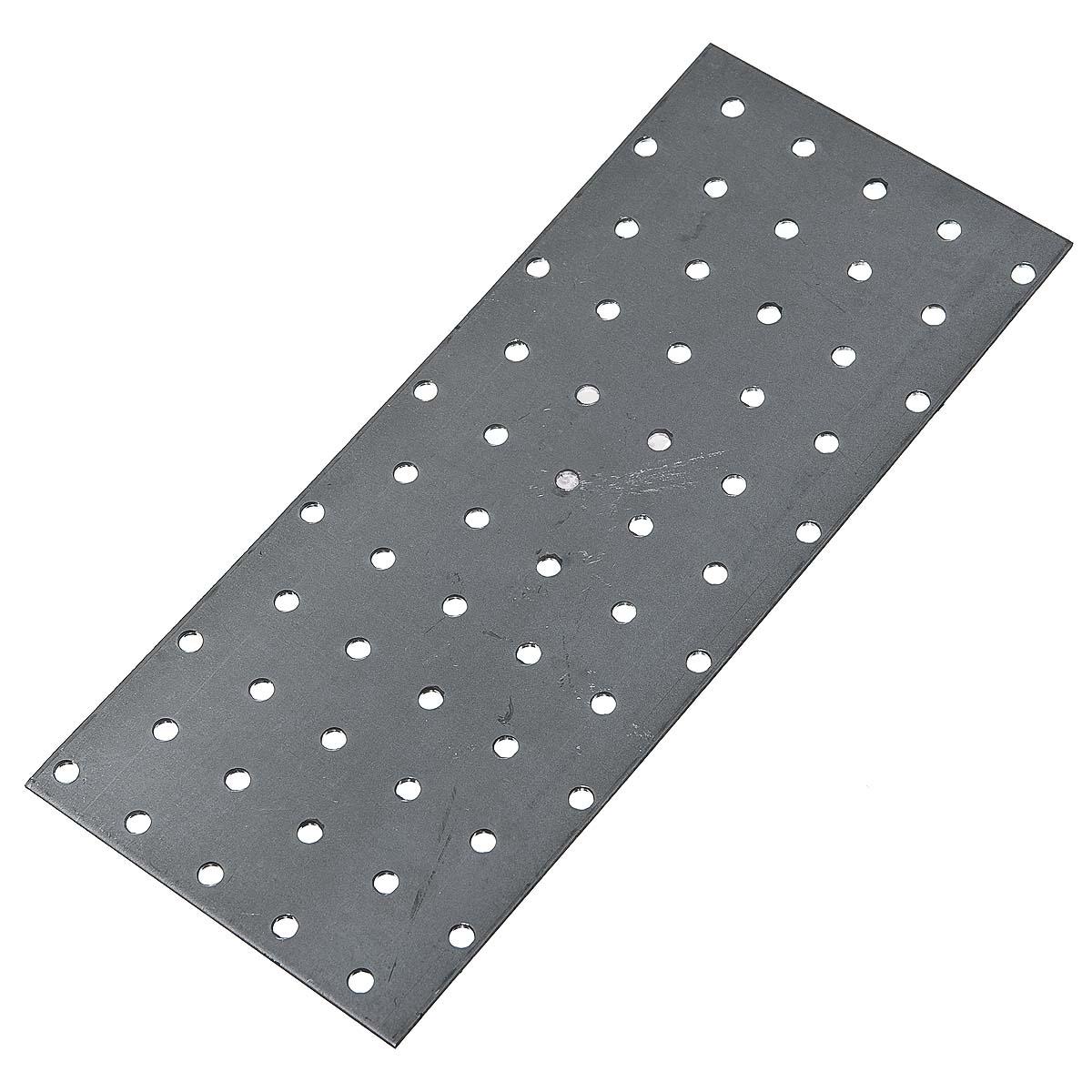 Пластина соединительная оцинкованная 240х100х2 мм