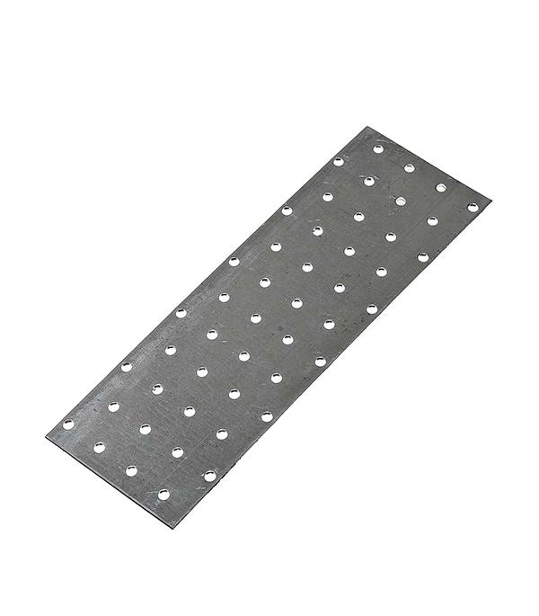Пластина соединительная оцинкованная 240х 80х2 мм