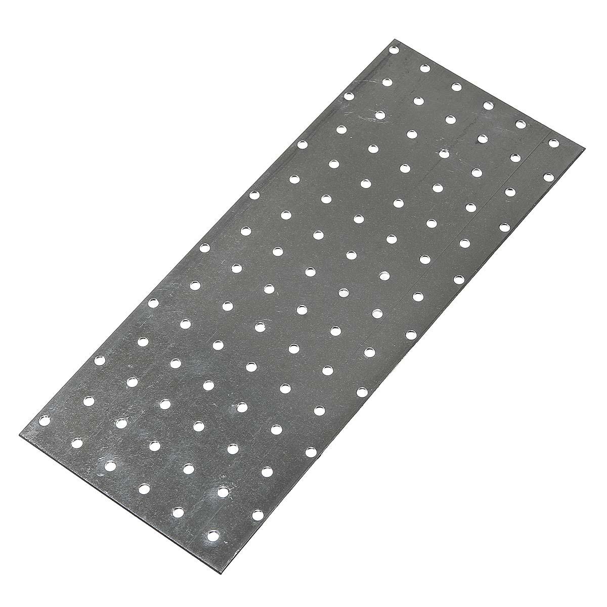 Пластина соединительная оцинкованная 300х120х2 мм