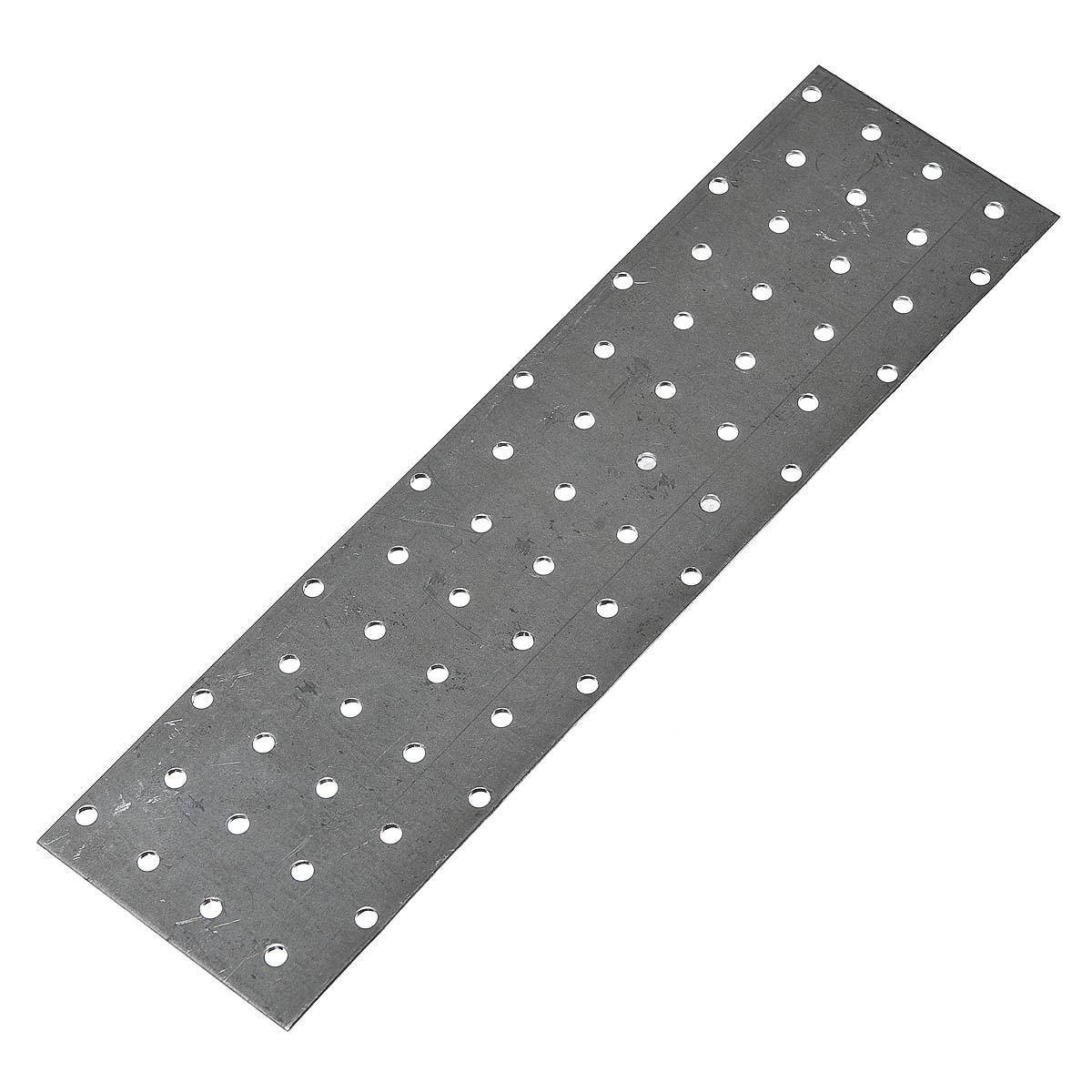 Пластина соединительная оцинкованная 300х 80х2 мм