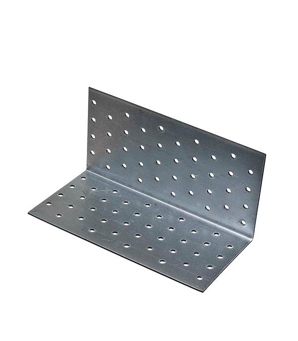 Уголок соединительный оцинкованный 100х100х200х2 мм