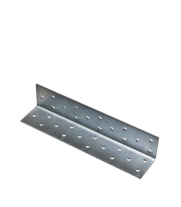 Уголок соединительный оцинкованный  40х40х200х2 мм