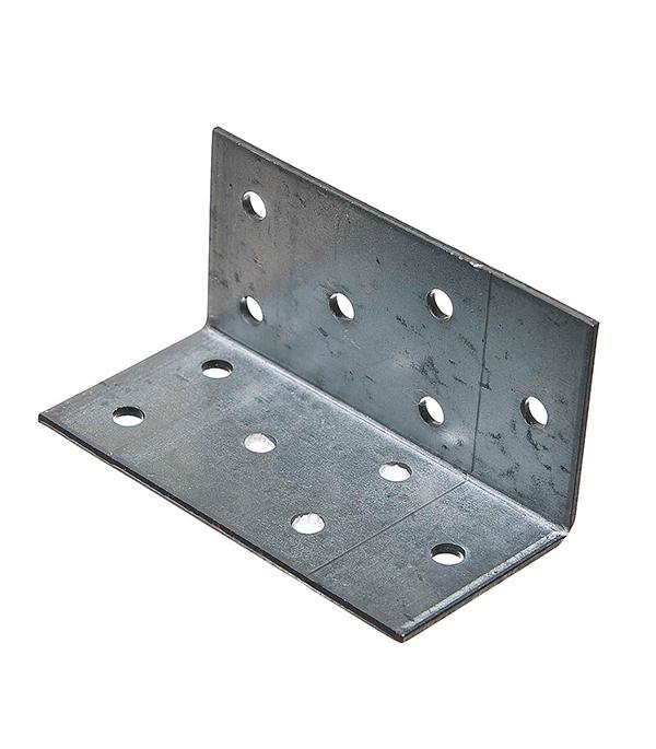 Уголок соединительный оцинкованный  40х40х 80х2 мм