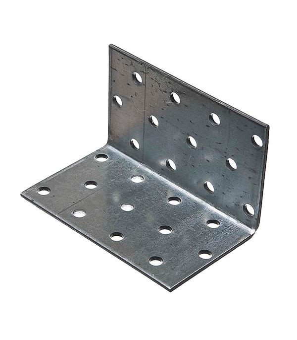 Уголок соединительный оцинкованный  50х50х80х2 мм