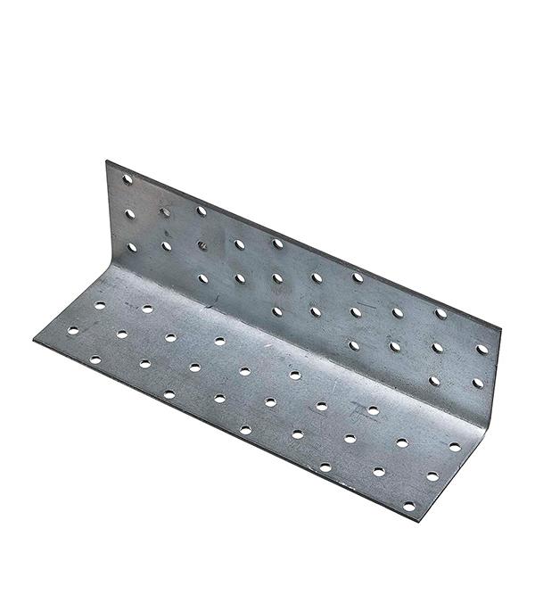 Уголок соединительный оцинкованный  60х60х200х2 мм