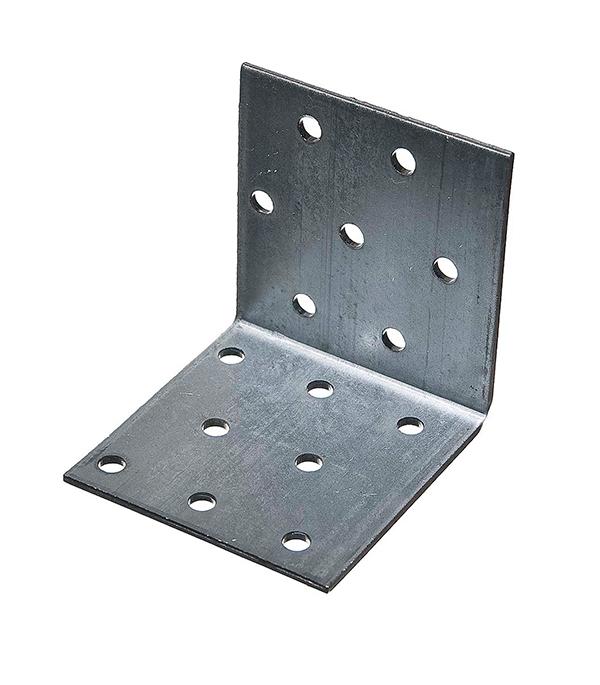 Уголок соединительный оцинкованный  60х60х50х2 мм